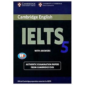 Cambridge IELTS 5 With Answers (Savina)