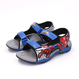 Sandal Si Bé Trai Biti's Spiderman DYB012211XDG (Xanh Dương)