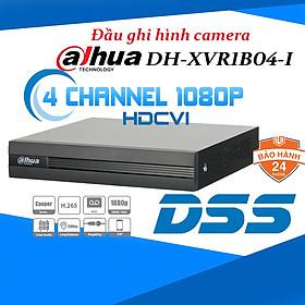 Đầu ghi hình camera 4 kênh 2MP H.265+ AI-Coding Dahua DH-XVR1B04-I hàng chính hãng DSS Việt Nam