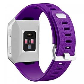 Dây đồng hồ Fitbit Ionic cao su