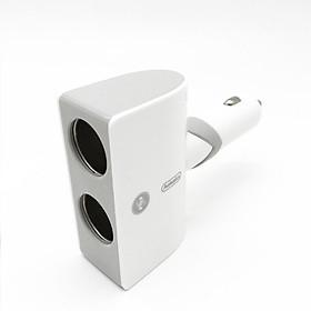 HG Bộ Chia 2 Tẩu Sạc Nhanh 3.1A 2 cổng USB - Dành Cho Ô Tô & Xe Hơi - BCT 01