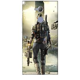 Ốp lưng dành cho điện thoại SONY XA2 ULTRA hinh PUBG Mẫu 04