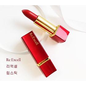 Combo trang điểm Daily Beauty gồm Phấn nước CC Cushion + 4 thỏi son lì Re:Excell Lipstick + kem nền BB cream R&B Việt Nam nhập khẩu chính ngạch Hàn Quốc-6