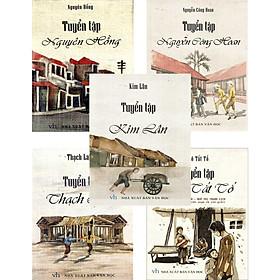 Combo Tuyển Tập: Kim Lân + Ngô Tất Tố + Thạch Lam + Nguyễn Công Hoan + Nguyên Hồng (Bộ 5 Cuốn)