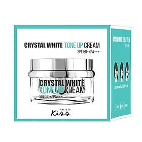 Kem trang điểm CC Sáng Da Chống Nắng Crystal White SPF 50+/PA+++