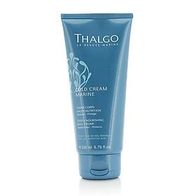 Kem dưỡng thể Thalgo Cold Cream Marine Deeply Nourishing Body Cream 200ml