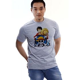 Hình đại diện sản phẩm Áo Thun One Piece Xám MS 5