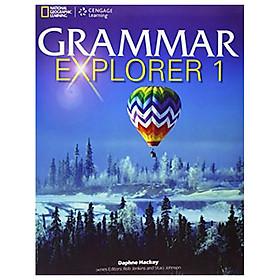 Grammar Explorer 1: Student Book