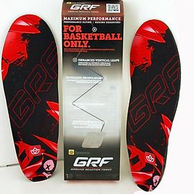Lót giày chuyên dụng cho môn bóng rổ Spenco Ground Reaction Force