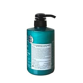 Dầu Gội Giữ Màu Nước Hoa Livegain Premium Silky & Shine Shampoo-2