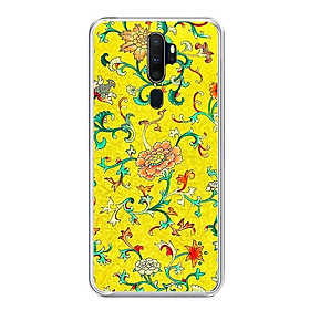 Ốp lưng điện thoại Oppo A9 2020 - Silicon dẻo - 0016 DHCL02 - Hàng Chính Hãng