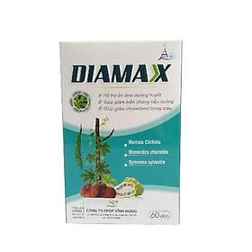 DIAMAX – Giảm biến chứng tiểu đường, đường huyết và cholesterol