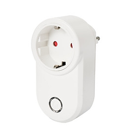 eWeLink Mini Smart WiFi Socket EU Type E Smart Plug Remote Control by Smart Phone from Anywhere Timing Function, Voice