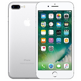 Điện Thoại iPhone 7 Plus 128GB - Hàng Nhập Khẩu Chính Hãng - Silver
