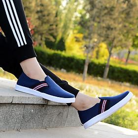Giày thể thao nam, giày vải mũi tròn ARCTIC HUNTER Z158-2