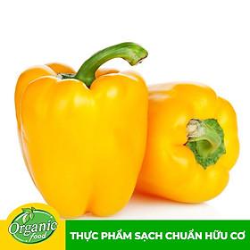 [Chỉ Giao HCM] - Ớt chuông vàng hữu cơ Organicfood - 500g