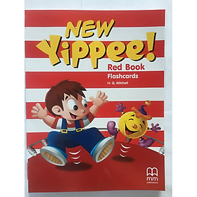 MM Publications: New Yippee Red Book Flashcards