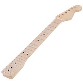Cần Đàn Gỗ Thay Thế Cho Guitar Điện ST 22 Phím - Màu Gỗ