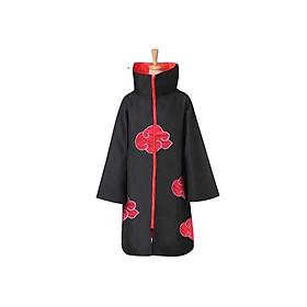 Áo choàng Akatsuki áo choàng naruto