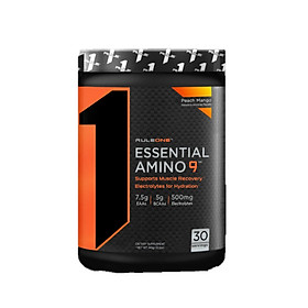 Thực phẩm bố sung Rule 1 Essential Amino 9, 345g - 30 servings