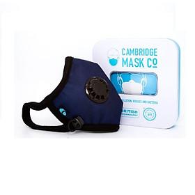 Khẩu Trang Cambridge Mask Admiral Pro N99 Hàng Chính Hãng Lọc Bụi Siêu Mịn PM2.5, PM0.3 Và Tất Cả Các Loại Khí Thải Độc Hại