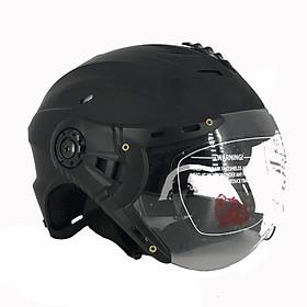 Mũ bảo hiểm nửa đầu A760K