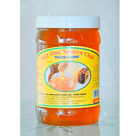 Mật ong nguyên chất (960ml) - Hàng chính hãng thương hiệu Thuần Dương