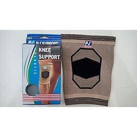 Băng bảo vệ đầu gối PJ-651 (thun 4 chiều)