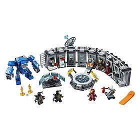 Phòng Giáp Sắt Của Iron Man Lego 76125
