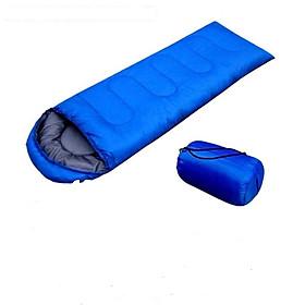 Túi ngủ du lịch cá nhân phù hợp dân văn phòng, đi phượt - Tặng 1 khăn mặt 28x40cm