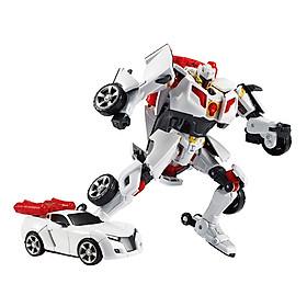 Đồ Chơi Lắp Ráp Young Toys - Tobot Evolution Y Shield On