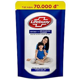 Sữa Tắm Lifebuoy Chăm Sóc Da Dạng Túi (850g) - 21166644