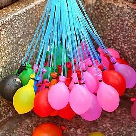 túi 111 bóng bóng nước ,dùng trong dịp cắm trại,chơi trò chơi