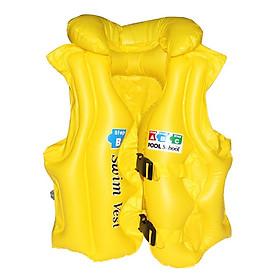 Áo Vest Phao Bơi Dày Cho Trẻ Em