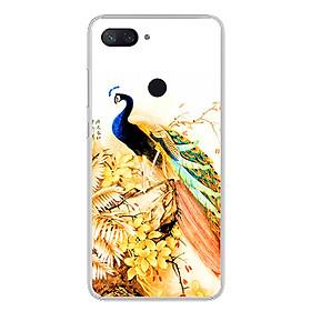 Ốp lưng dẻo cho điện thoại Xiaomi Mi 8 Lite - 0253 KHONGTUOC - Hàng Chính Hãng