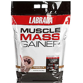Thực phẩm bổ sung: Muscle Mass Gainer Chocolate