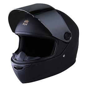 Mũ Bảo Hiểm Royal Fullface M136 - Đen Nhám
