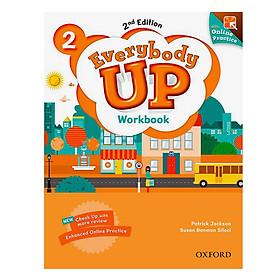 Everybody Up (2E) 2 Workbook With DVD And Online Practice Pack