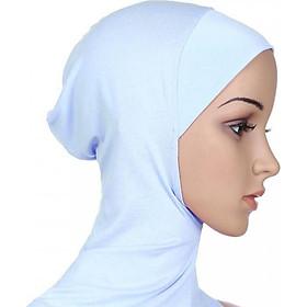 Khăn Trùm Đầu Cho Phụ Nữ Hồi Giáo Ramadan (35 x 24cm)