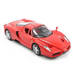 Mô Hình Xe Ferrari Enzo Red 1:24 Bburago - MH18-26006
