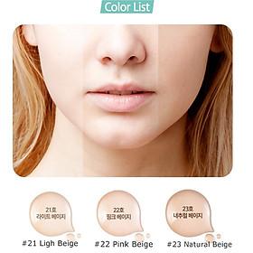 Phấn nước April Skin Magic Snow Cushion SPF50+/PA+++ 15g + 1 mặt nạ sum-3