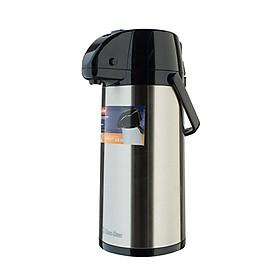Phích bơm nước cao cấp Rạng Đông Model 2045ST1.E - Chính hãng, thân inox, vai nhựa, dạng cần bơm, dung tích 2 lít
