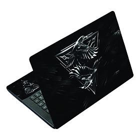 Miếng Dán Decal Dành Cho Laptop Mẫu Nghệ Thuật LTNT- 563