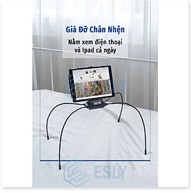 Giá Đỡ Chân Nhện cho điện thoại và máy tính bảng EASYR F7-L721