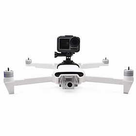 STARTRC Multi-purpose Adapter Camera Mount Extra LED Mount for FIMI X8 SE Drone Quadcopter