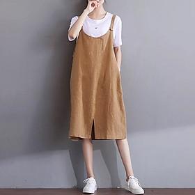 Yếm bầu thời trang không kém áo DN01