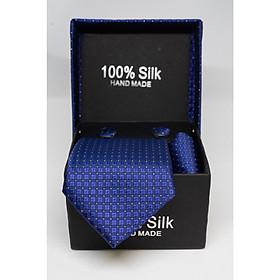 Caravat nam Handmade 100% lụa với rất nhiều lựa chọn màu sắc