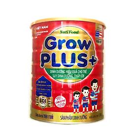 Nutifood GrowPLUS+ Đỏ 1500 Gr : sữa dành cho trẻ từ 1- 10 tuổi bị suy dinh dưỡng thấp còi (mẫu mới)