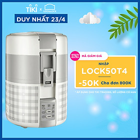Hộp cơm điện Lock&Lock EJR216 - Hàng Chính Hãng