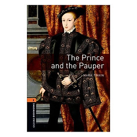Oxford Bookworms Library Level 2: The Prince And The Pauper